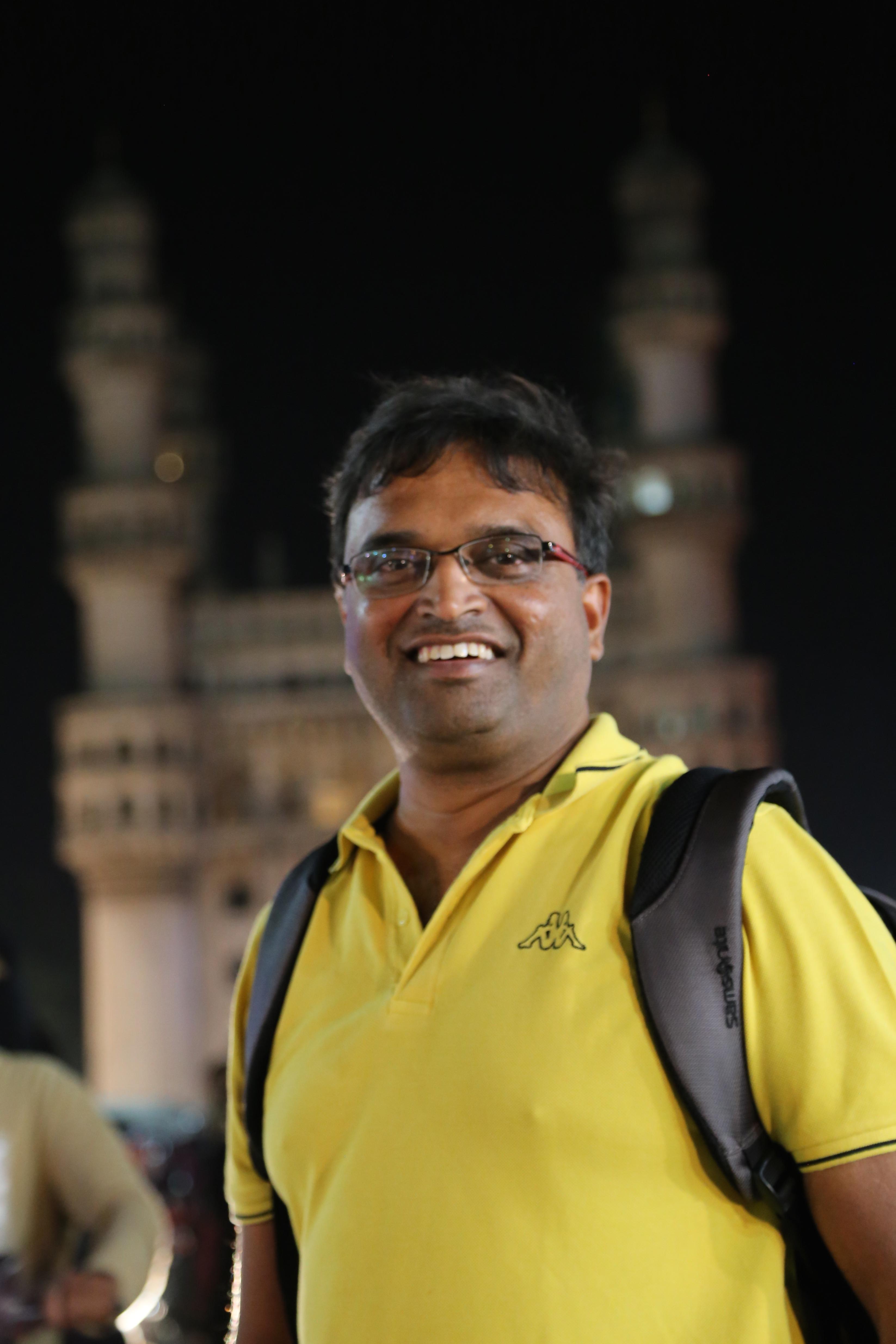 @ Charminar during 2015 Ramzan
