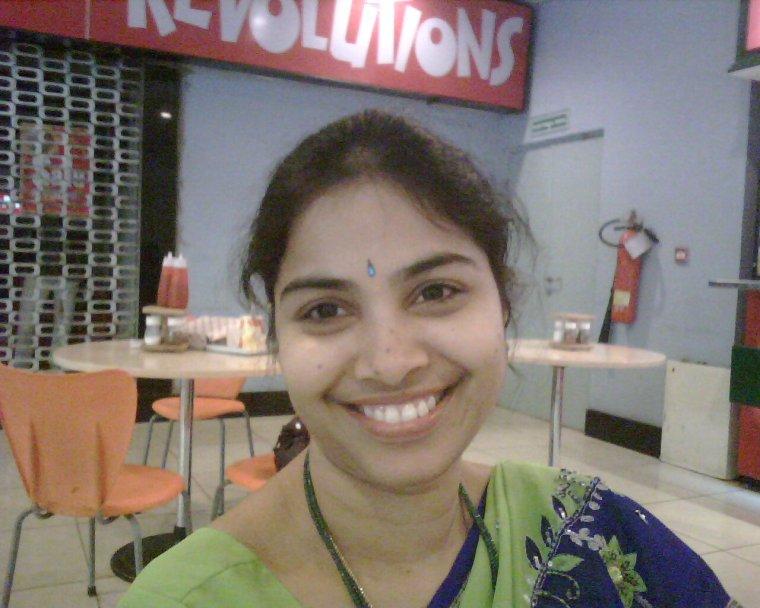 Radhika at Imax 2
