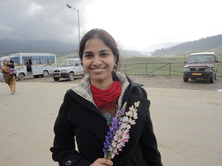 radhika kashmir