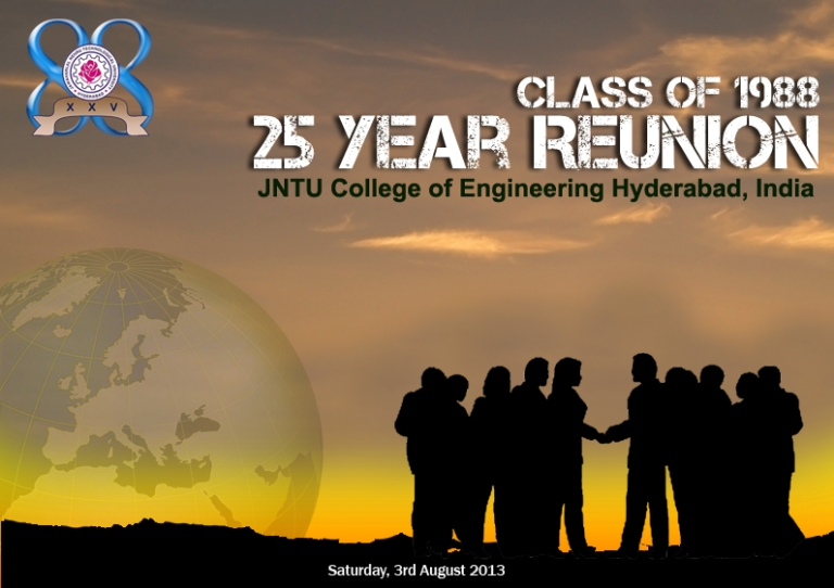 JNTU88 - 25yr reunion - Backdrop - Final