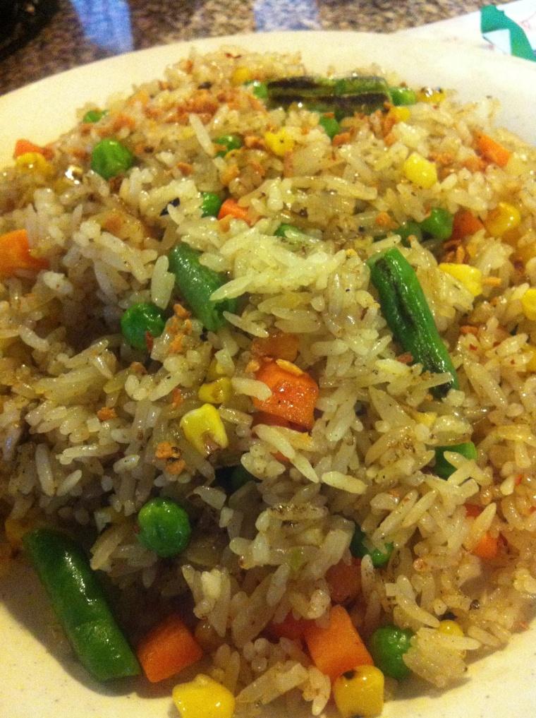 vietnmese friend rice