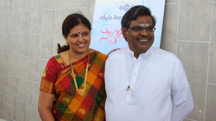 Mr & Mrs. Sirivennela