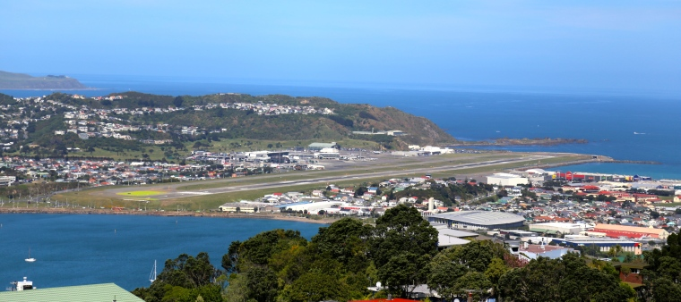 Wellington Airport