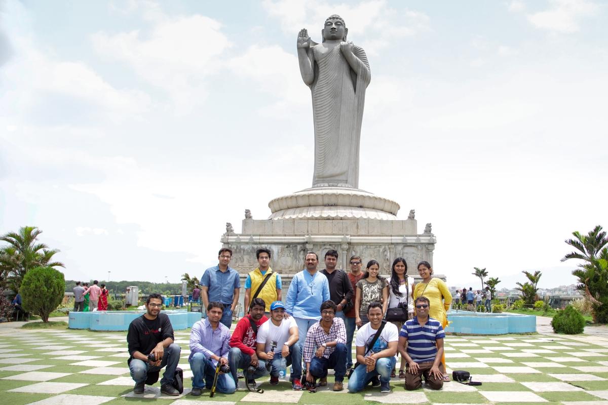 HYD Buddha Statue