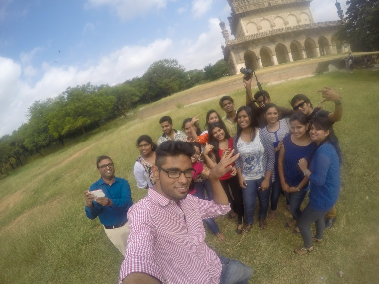 GoPro selfie. I am trying to trigger it via HTC