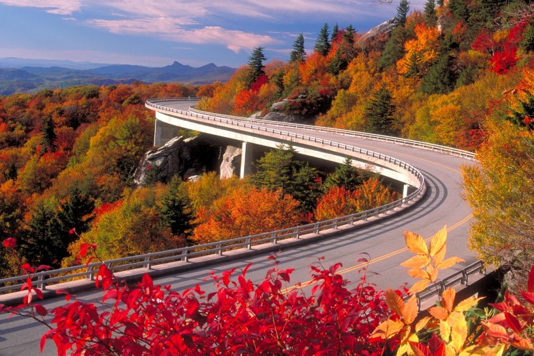 Via Duct, in full fall colors (source: internet)