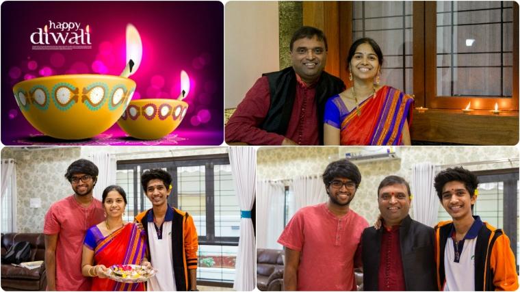Sai Family Greetings
