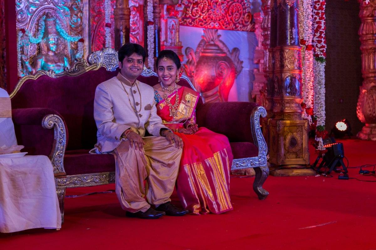 The Big Indian Wedding @ Cigniti