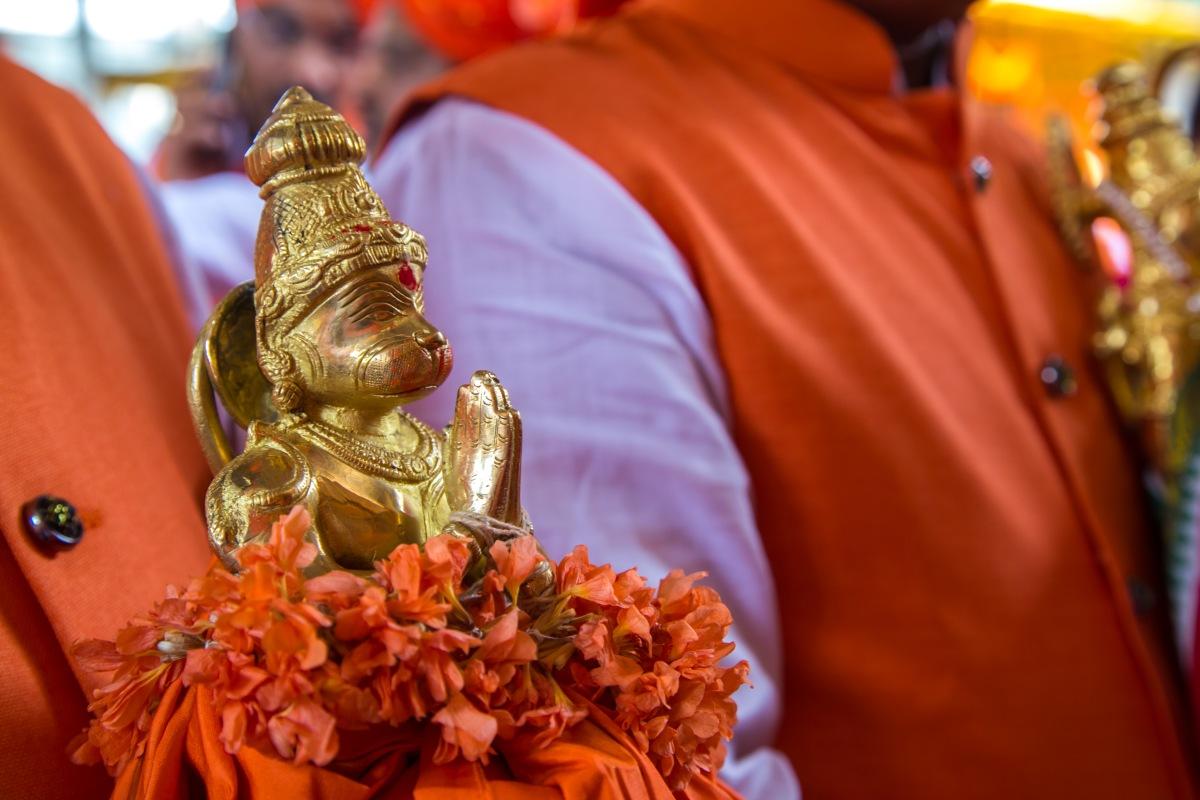 Celestial Wedding - Sita Rama Kalyanam