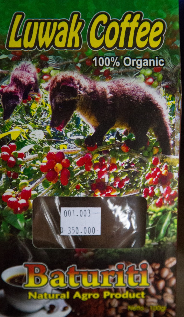 Luwak Coffee - World's Most Expensive Coffee - Sai ...
