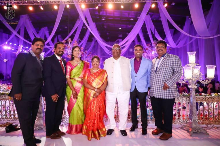 At Shravya's Wedding Few Year Ago